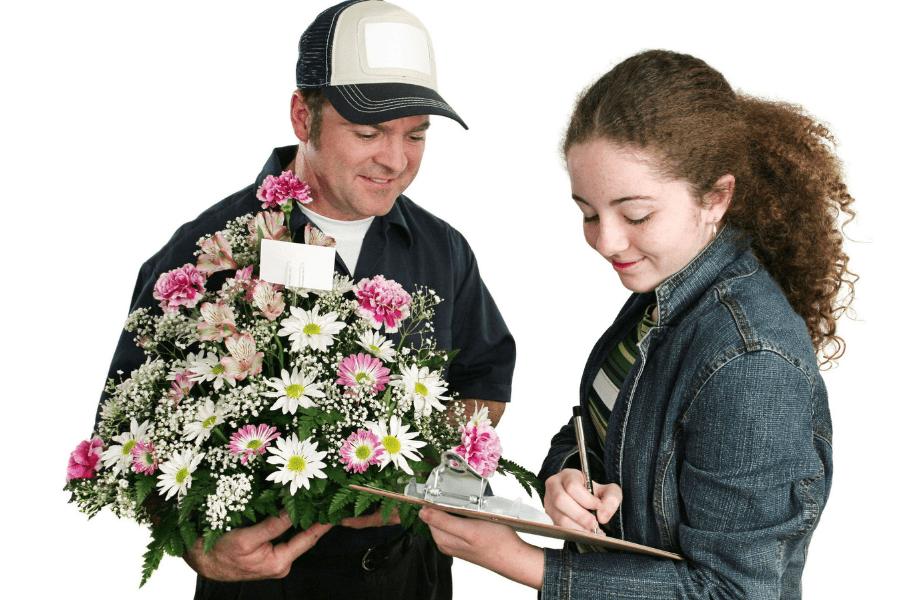Доставка курьером цветов ноябрьск недорого, веб дизайнеру